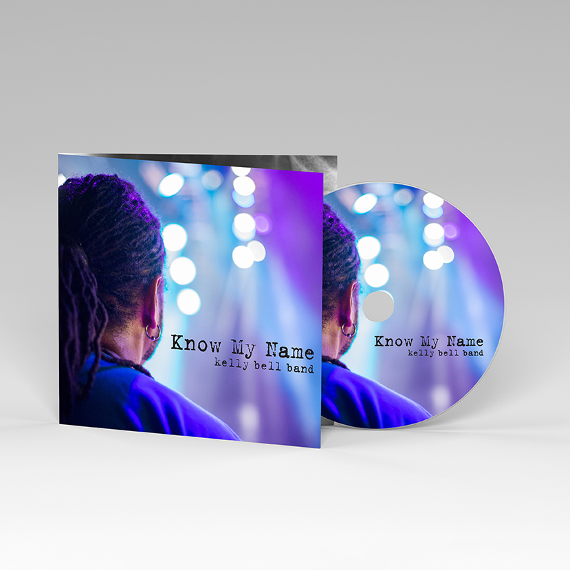 Know My Name (CD)